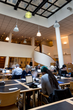 The Research and Doctoral studies service