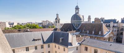 Church & Jardin des Carmes